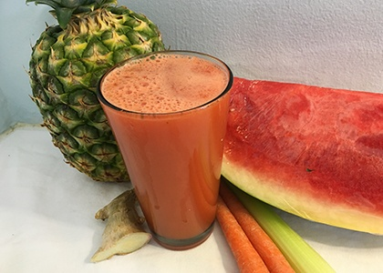 Dreaming of Summer Juice Recipe