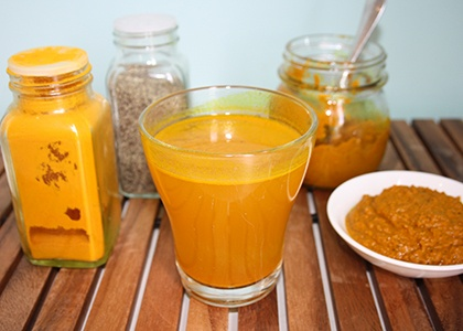 A Turmeric Paste That Goes With Everything